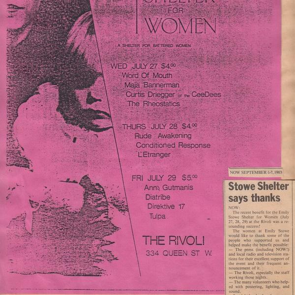 Stowe Shelter Benefit 1983.jpg