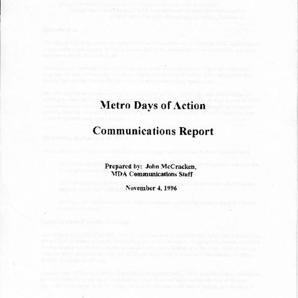 Metro DOA communication report.pdf
