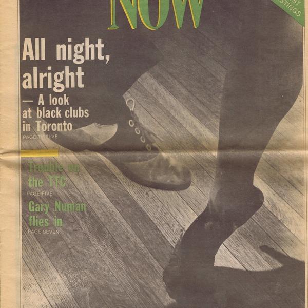 Now Cover, Nov 5 1981.JPG