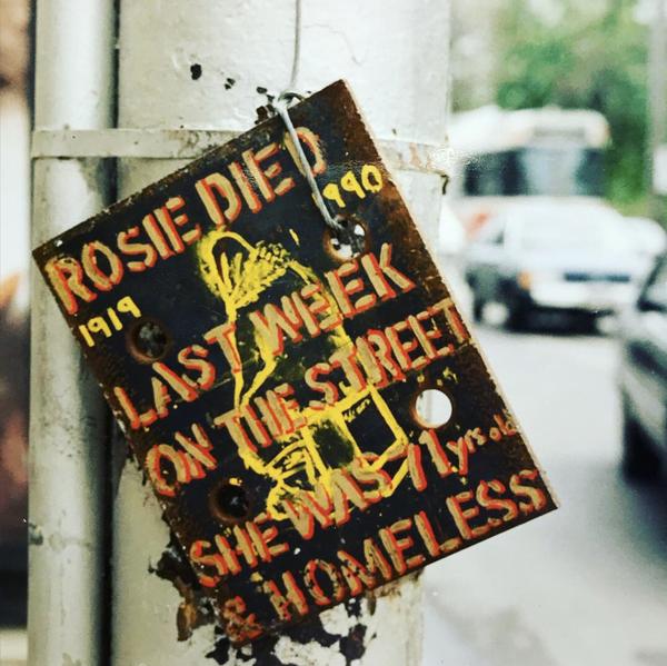 Rosie died