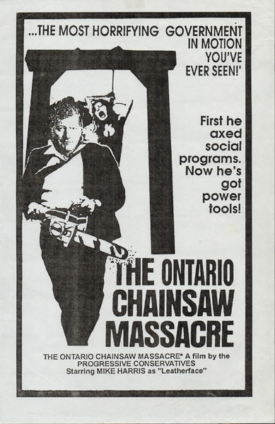 The Ontario Chainsaw Massacre