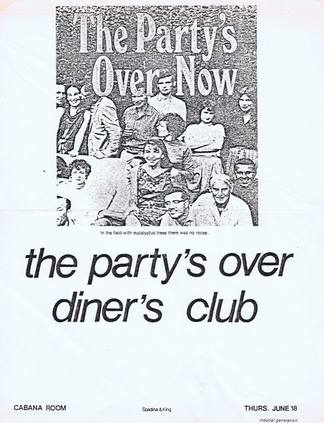 The Party's Over & Diners Club - Cabana Room.JPG