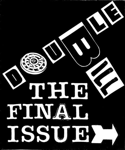 """""""Double Bill"""" #5"""