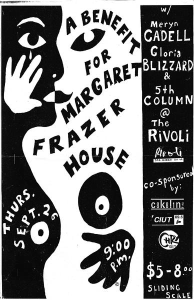 A Benefit for Margaret Frazer House