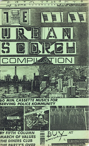 Urban Scorch Compilation poster - Ann Arbor