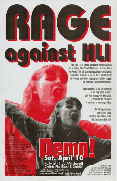Rage Against HLI