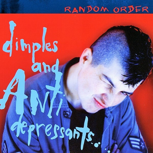 "2nd CD ""Dimples & Anti-Depressants"""
