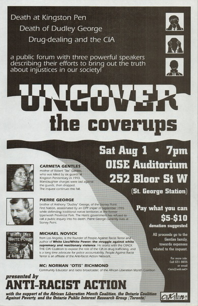 Uncover the Coverups