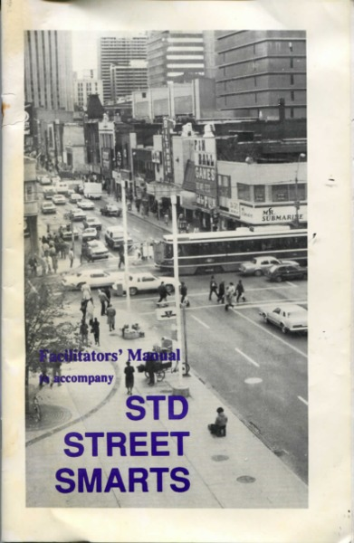 STD Street Smarts Facilitator's Manual