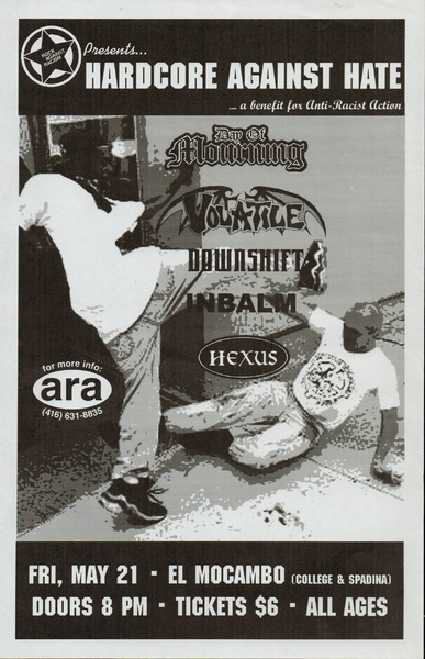 Hardcore Against Hate